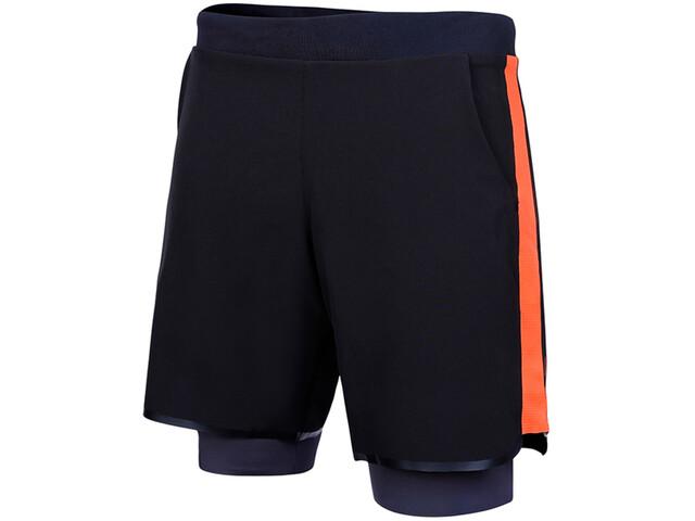 Zone3 Rx3 Compression 2-en-1 Shorts Hombre, negro